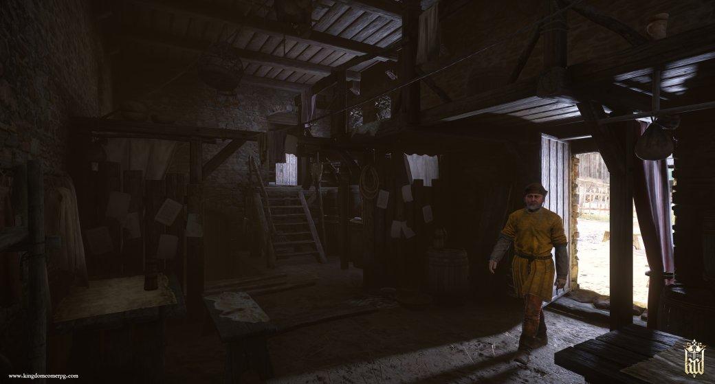Kingdom Come: Deliverance (Экшен-RPG, PC, PS4, Xbox One) - предварительный обзор игры | Канобу - Изображение 4