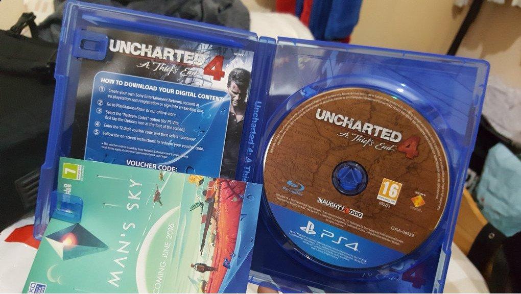 Везучие британцы уже играют в Uncharted 4 | Канобу - Изображение 13131