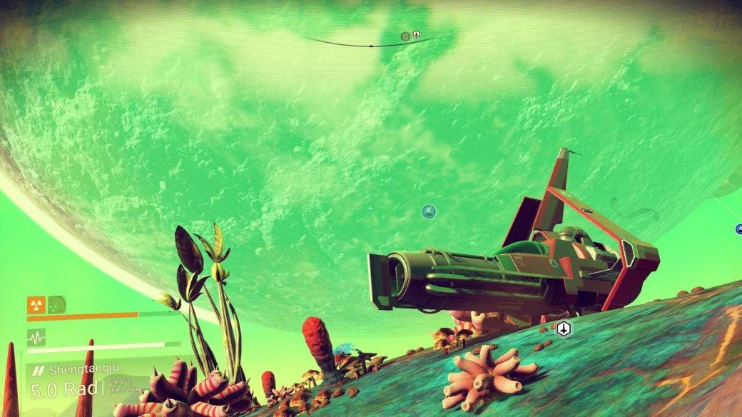 Гайд. Где в No Man's Sky Next найти новый корабль. - Изображение 2
