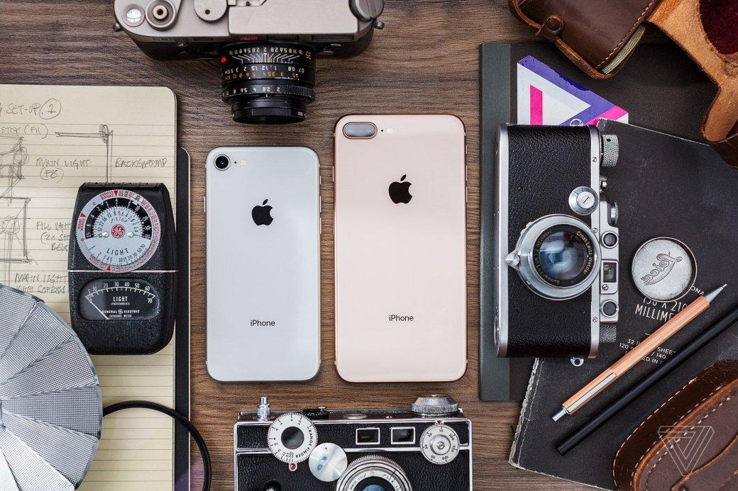 Обзор отзывов прессы оiPhone8 и 8 Plus: неоднозначные | Канобу - Изображение 0