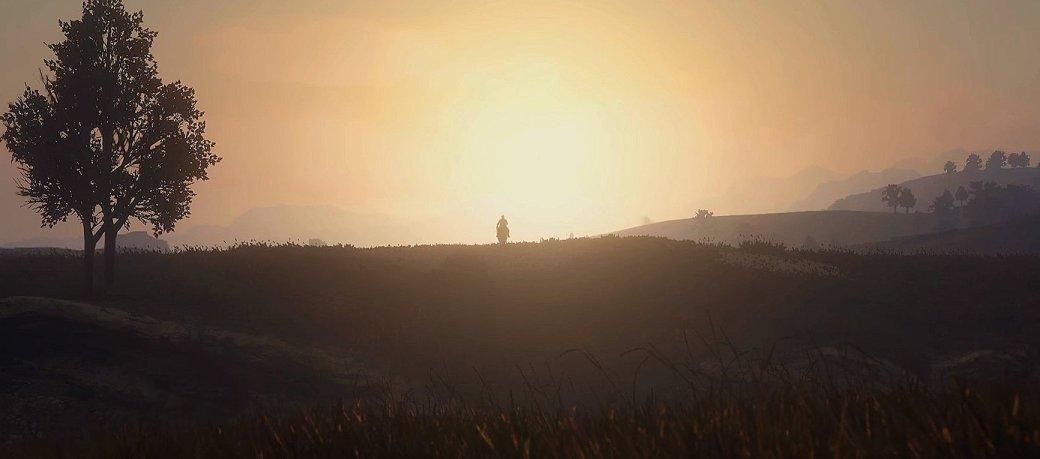 Разбираем первый трейлер Red Dead Redemption 2 на потрясающие гифки   Канобу