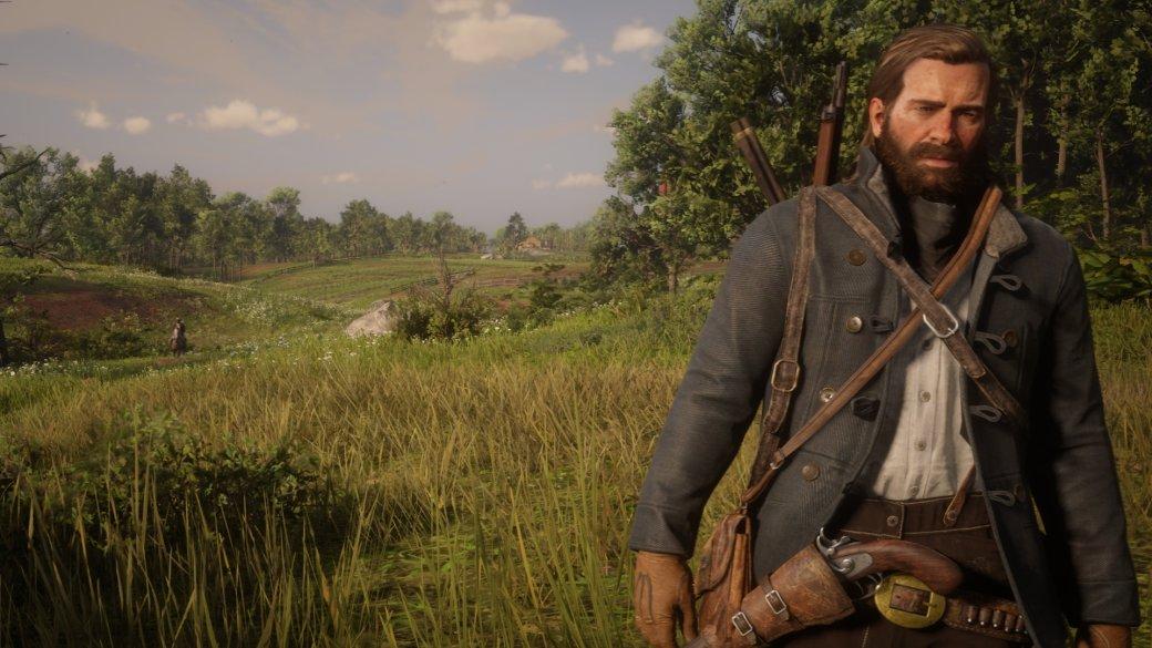 Гифка дня: снова неудачный побег в Red Dead Redemption 2   Канобу - Изображение 1