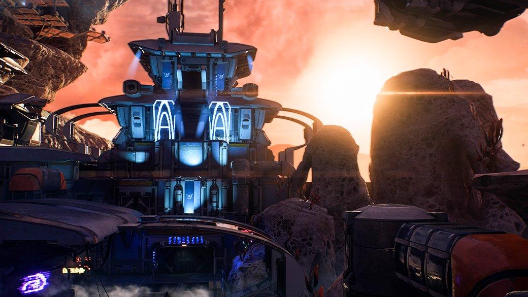 20 изумительных скриншотов Mass Effect: Andromeda | Канобу - Изображение 18