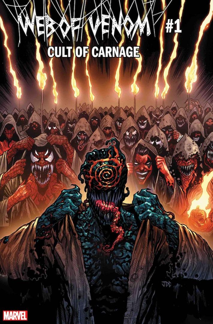 Культ Карнажа совсем скоро заявит осебе настраницах комиксов Marvel   Канобу - Изображение 2