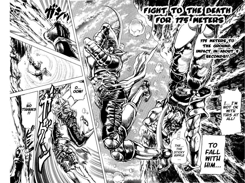 «Невероятные приключения ДжоДжо»— самая безумная икрутая история вмире | Канобу - Изображение 1930