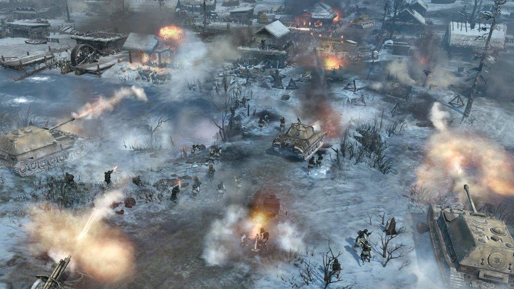 Company of Heroes 2. Впечатления от одиночной игры | Канобу - Изображение 3
