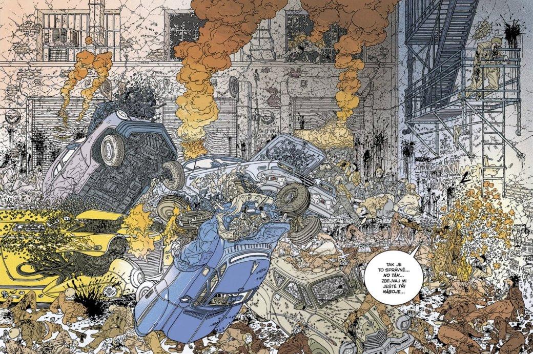 Комикс недели: Hard Boiled   Канобу - Изображение 2