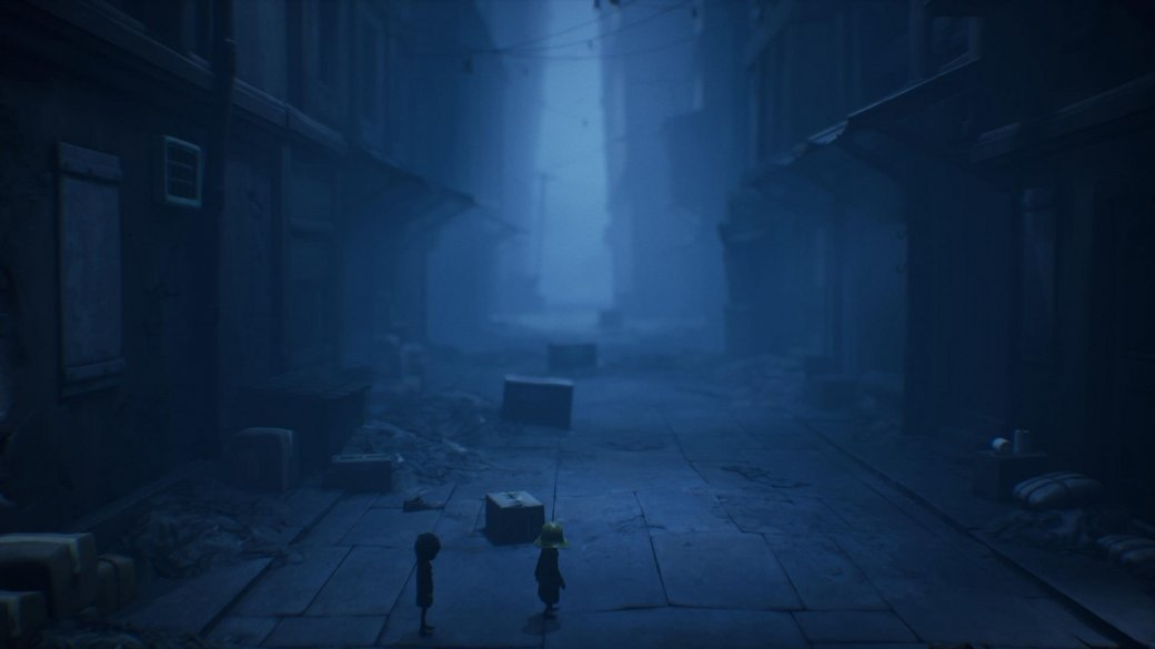 Обзор Little Nightmares 2 (2021), хоррор, платформер | Канобу - Изображение 10532
