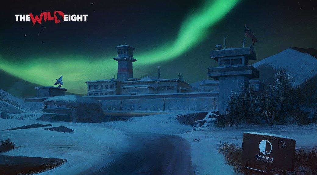 Превью The Wild Eight: выживание втайге отроссийских разработчиков | Канобу - Изображение 9