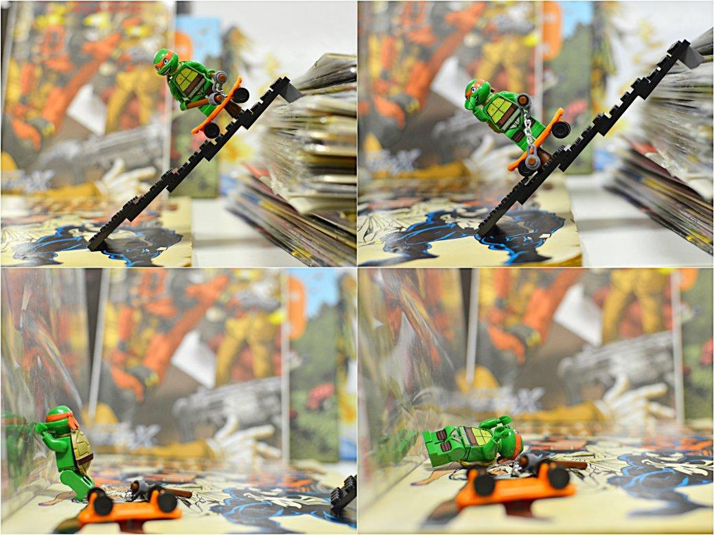 Топ-модель по-русски: «Канобу» устраивает фотосессию LEGO-супергероям | Канобу - Изображение 10
