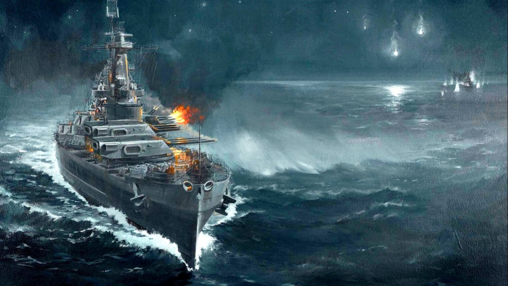 World of Warships. О кораблях глазами новичка | Канобу