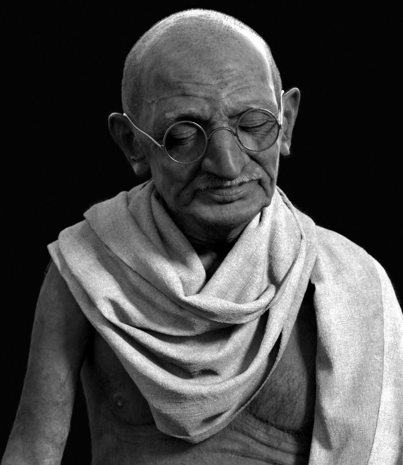 Взгляните наэти шикарные 3D-модели Росомахи, Ганса Ланды иМеган Фокс | Канобу - Изображение 6005
