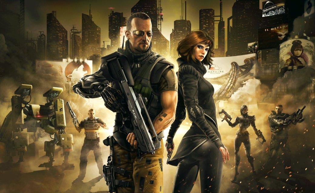 Square Enix выпустила Deus Ex: The Fall Lite для iOS   Канобу - Изображение 6420