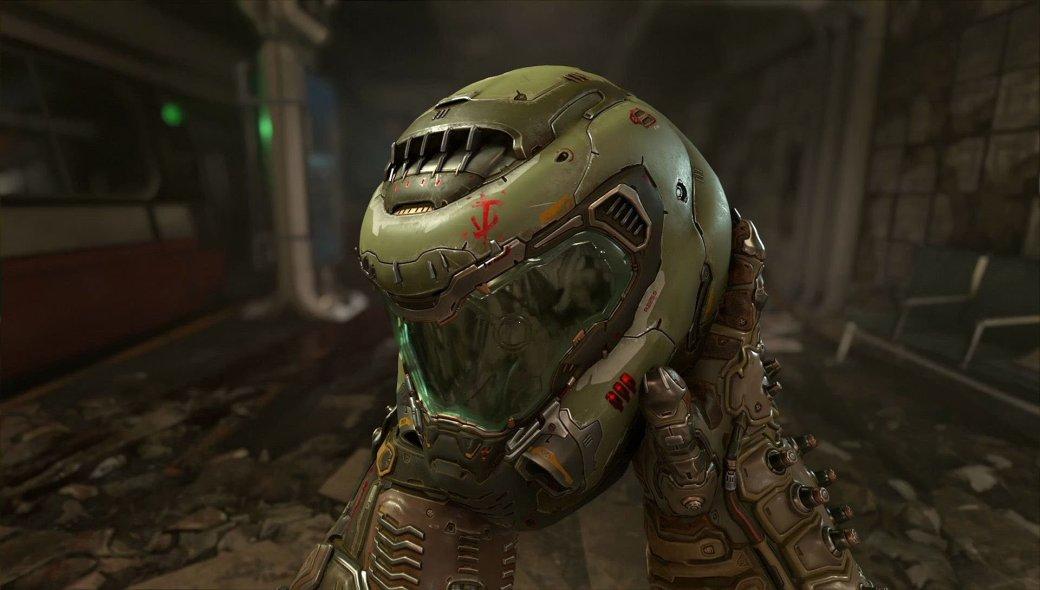 Создатели Doom Eternal показали несколько постеров и пачку скриншотов игры | Канобу - Изображение 1