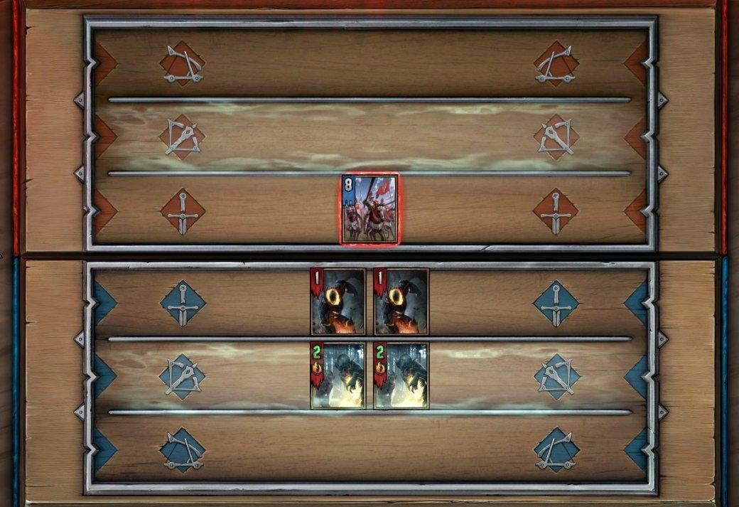 «Гвинт»: правила иотличия отверсии из«Ведьмака3» | Канобу - Изображение 1