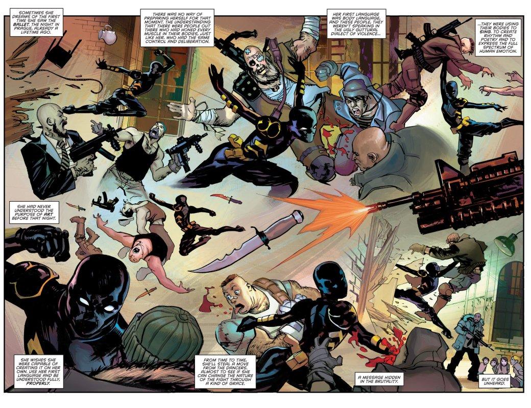 Азраил возвращается в комиксы DC | Канобу - Изображение 7018