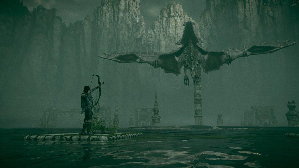 20 изумительных скриншотов Shadow of the Colossus для PS4. - Изображение 3