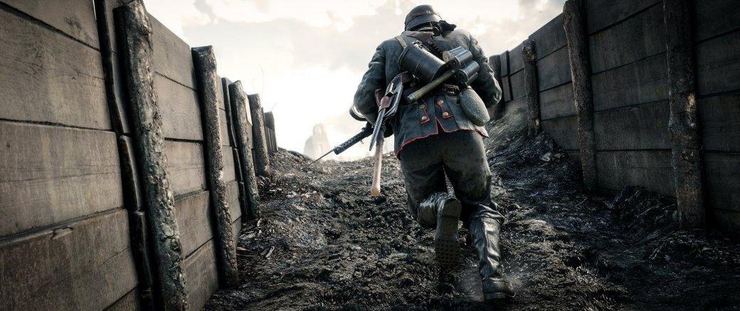 Изумительные скриншоты Battlefield 1 | Канобу - Изображение 10