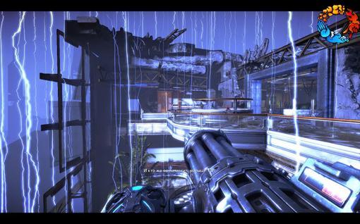 Прохождение Bulletstorm. Сумасшедший курорт | Канобу - Изображение 17