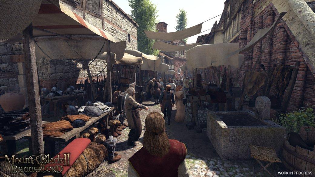 Gamescom 2019. Превью Mount & Blade 2: Bannerlord2020 — сеттинг, осады крепостей инеобратимая смер | Канобу - Изображение 1
