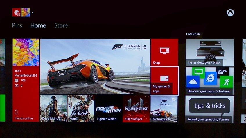 Xbox One: интерфейс, онлайн и геймпад | Канобу - Изображение 2