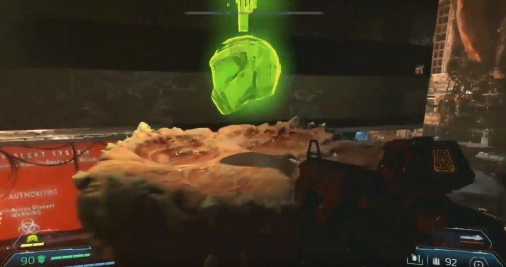 DOOM Eternal— крюк Скорпиона иАднаЗемле. Что еще показали вгеймплее игры наQuakeCon 2018?. - Изображение 4