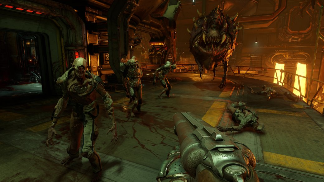 Doom сгеймпадом, Super Smash Bros иHyper Light Drifter. Авочто выиграли напрошлой неделе?   Канобу - Изображение 574