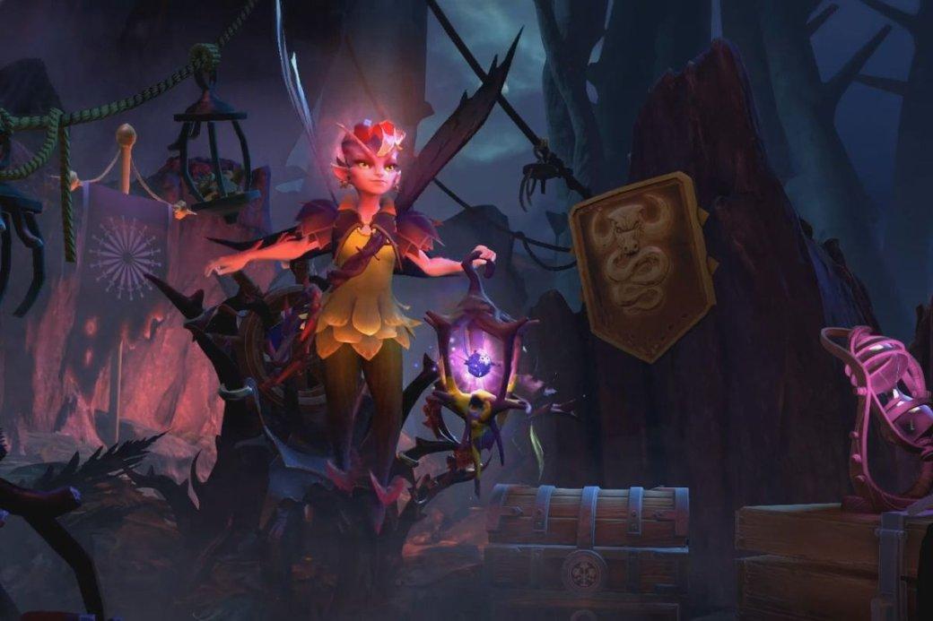 Dark Willow — новый герой в Dota 2. Все, что необходимо знать о персонаже | Канобу - Изображение 7380