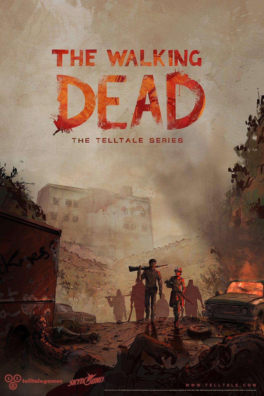Клементина волнуется на новых скриншотах третьего сезона Walking Dead   Канобу - Изображение 5518