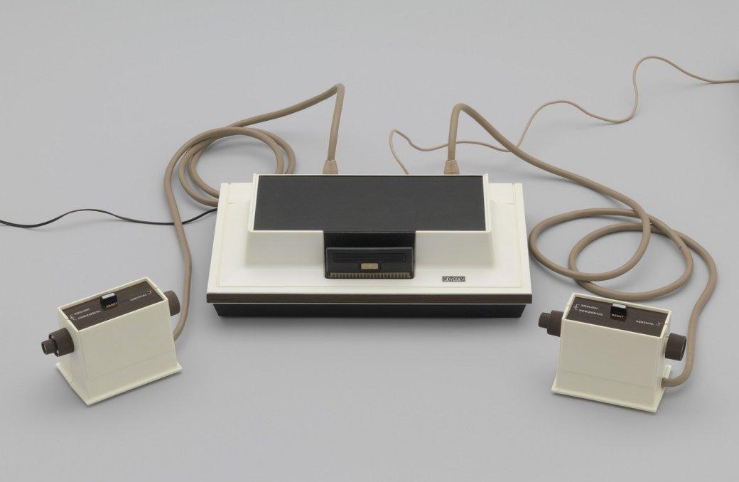 Самые мощные игровые консоли вистории— отAtari 2600 доXbox One X | Канобу - Изображение 1