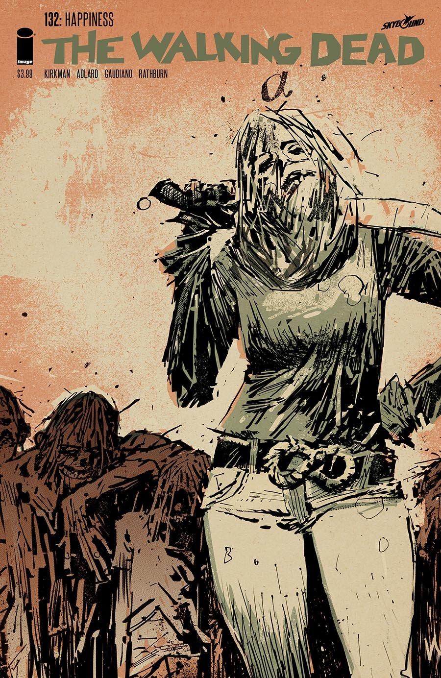 «Ходячим мертвецам» 15лет! Комикс отмечает юбилей обложками с самыми яркими сценами | Канобу - Изображение 9748