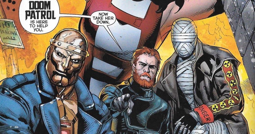 СМИ: стали известны даты выхода «Харли Квинн», Doom Patrol и других сериалов DC Universe | Канобу - Изображение 1