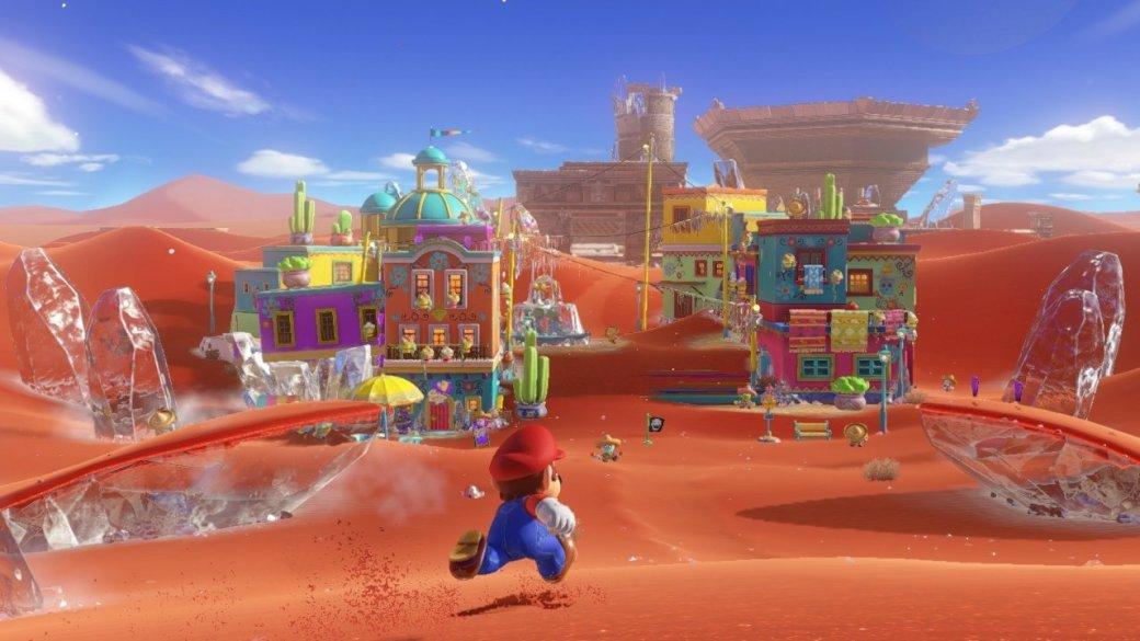 Super Mario Odyssey (2017, платформер, экшен, Nintendo Switch) - обзоры главных и лучших игр 2017 | Канобу - Изображение 3