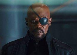 Фигурка по«Капитану Марвел» может намекать на то, как Ник Фьюри потерял свой глаз