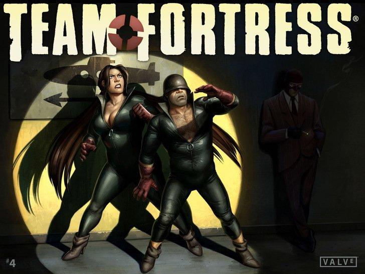 Комиксы по Team Fortress полны отсылок к знаменитым сюжетам Marvel/DC | Канобу - Изображение 3399