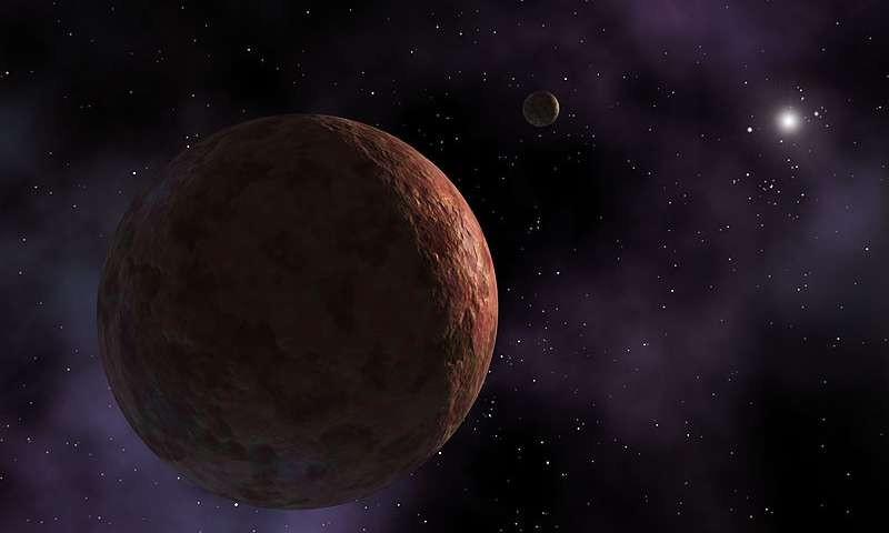 Пользователи интернета могут  выбрать имя для крупнейшего неназванного объекта Солнечной системы | Канобу - Изображение 1