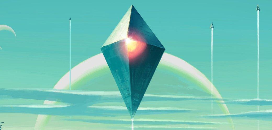 Что такое Атлас? Лучшие теории игроков NoMan's Sky | Канобу - Изображение 9222