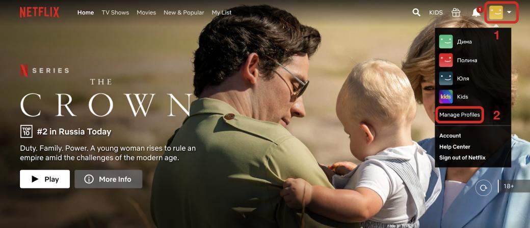 Что и как смотреть у Netflix на русском языке?   Канобу - Изображение 4190