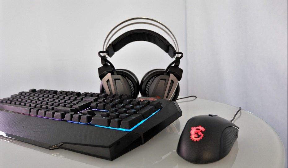 Полный набор: обзор комплекта клавиатура + мышь MSI Vigor GK40 игарнитуры GH60   Канобу