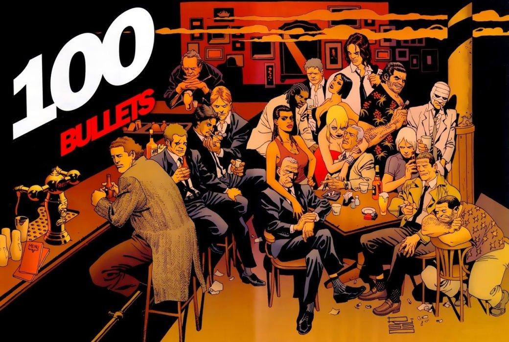 «Классика Vertigo»: «100 пуль»— культовая криминальная сага встиле Квентина Тарантино   Канобу