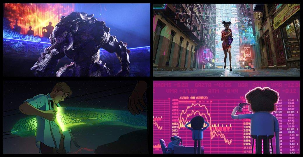 Рецензия на«Любовь, смерть ироботы»— безумную анимационную NSFW-антологию отрежиссера «Дэдпула» | Канобу - Изображение 0