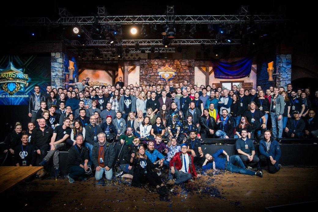 Репортаж «Канобу» с Чемпионата мира по Hearthstone в Амстердаме | Канобу - Изображение 1