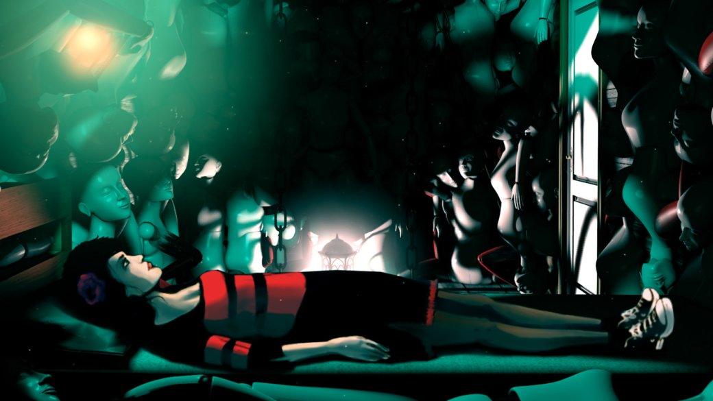 Обзор Lorelai польского геймдизайнера Рема Михальски— осознанный жест или творческий кризис? | Канобу - Изображение 0