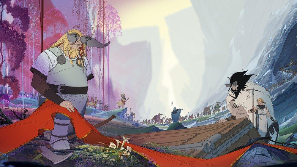 Обзор The Banner Saga 2 - рецензия на игру The Banner Saga 2   Рецензии   Канобу
