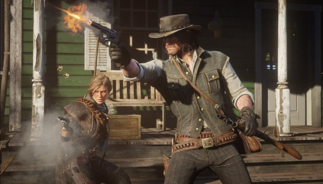 «Хотим, чтобы игроки запомнили этот мир». Авторы Red Dead Redemption 2 рассказали о мире и сюжете | Канобу - Изображение 7254