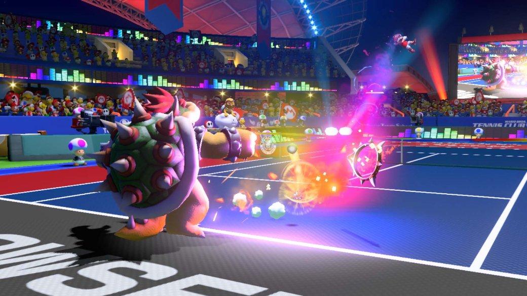 Рецензия на Mario Tennis Aces — отличный аркадный теннис, провальная видеоигра | Канобу - Изображение 2