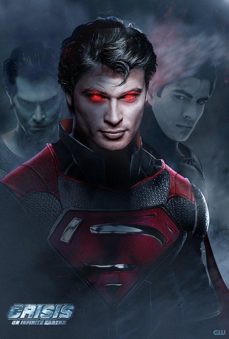 Супермен из«Тайн Смолвиля» всеже появится в«Кризисе наБесконечных землях»