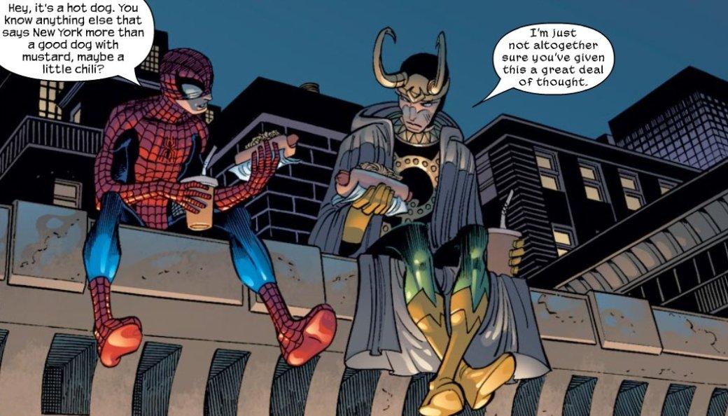 Тест Канобу: самые безумные факты о супергероях | Канобу - Изображение 5