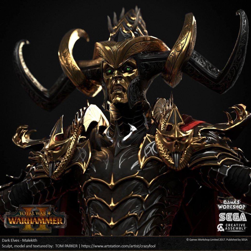Взгляните напотрясающие концепт-арты Total War: Warhammer II. - Изображение 16