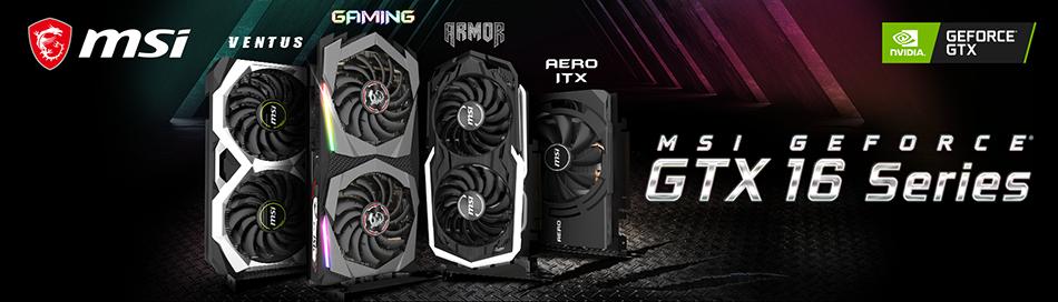 MSI представила видеокарты серии GeForce GTX 1660 | Канобу - Изображение 2564